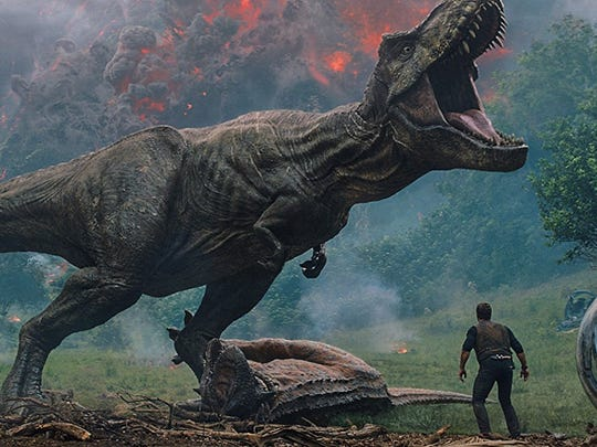 "Hold on to your butts. A new ""Jurassic World Live Tour"" is coming to Milwaukee's Fiserv Forum Nov. 7 to 10."