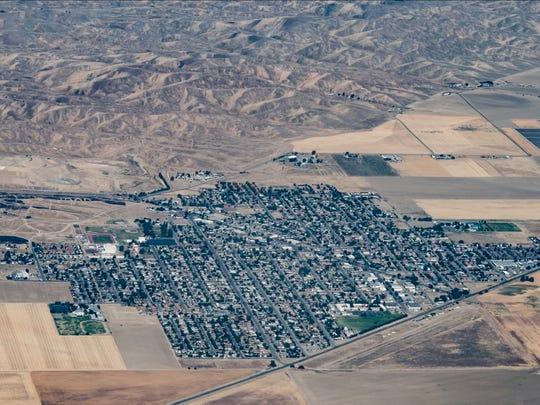 Avenal, California.