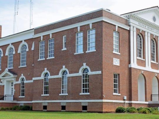 Georgia: Telfair County