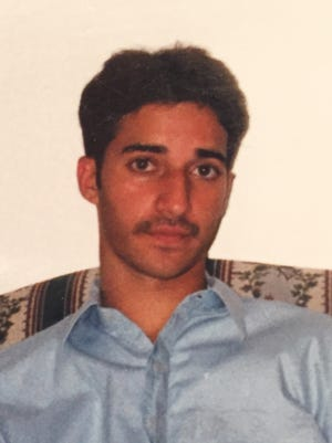 Adnan Syed, the subject of the podcast 'Serial.'