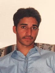 An undated photo provided by Yusuf Syed shows his brother,