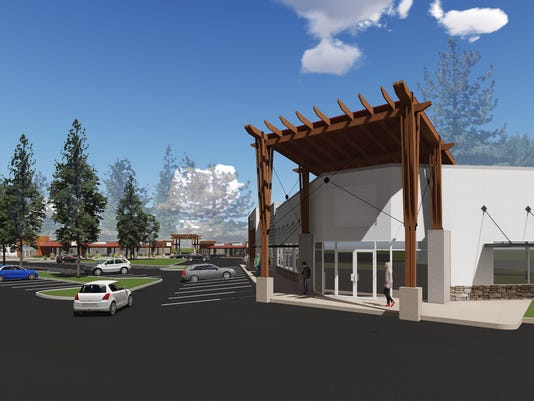 New South Tahoe retail project