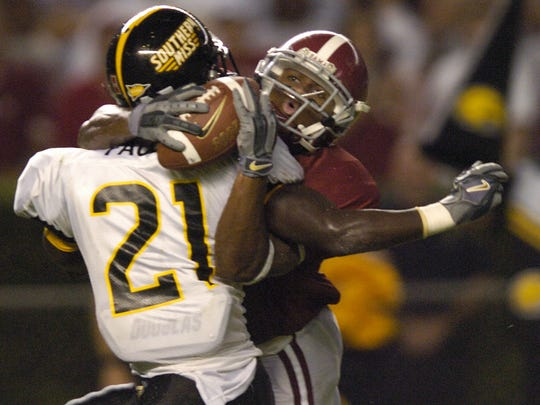 Alabama vs. Southern Miss football live score updates, analysis