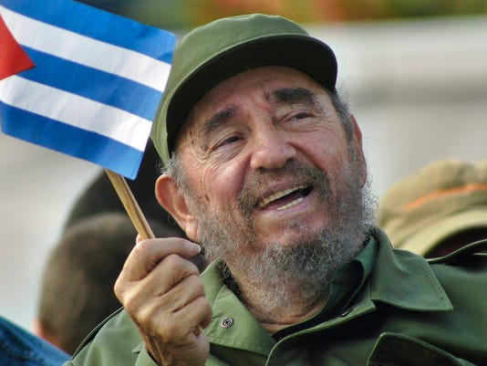 EPA FILE CUBA CASTRO OBIT POL GOVERNMENT CUB LA