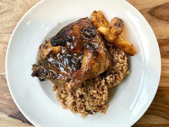 Kingston Kitchen will offer jerk chicken, rice and