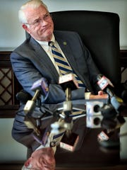 In a press conference Tuesday, Shelby County Mayor
