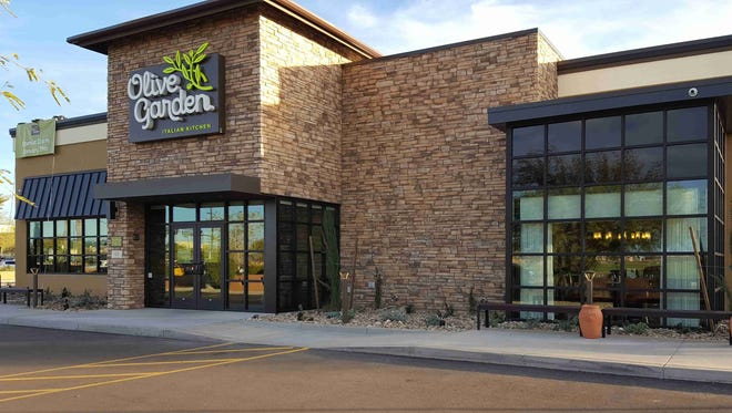 Olive Garden opened a new restaurant near Westgate Entertainment District in Glendale.
