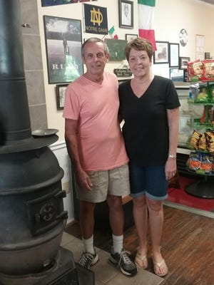 It was truly the end of an era last Friday as Berni's Italian Deli & Cafe closed after 80 years of service to the Twin Cities. The deli was established in 1940 and was owned and operated by Joe Berni Sr. His son Joe and his wife April have operated the deli for the past 13 years.