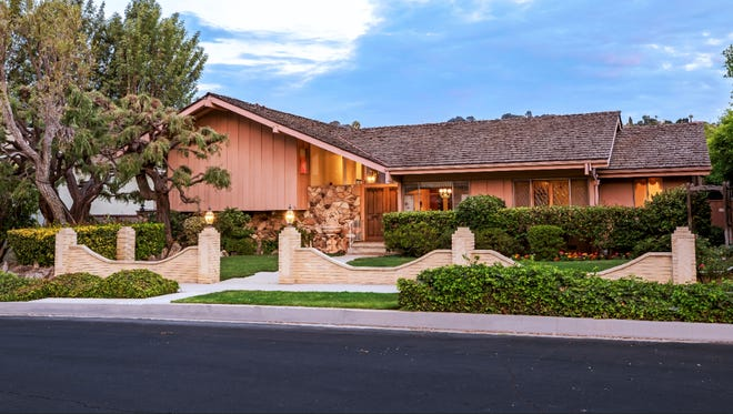 """The Los Angeles home featured in the opening and closing scenes of """"The Brady Bunch"""" is for sale for $1.885 million."""