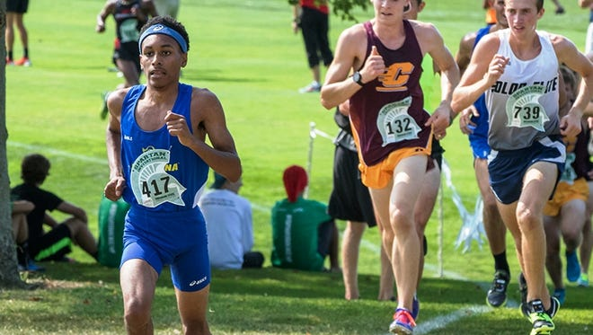 Madonna University's Tony Floyd, a Livonia Franklin grad, has been named back-to-back NAIA National Men's Cross Country Runner of the Week.