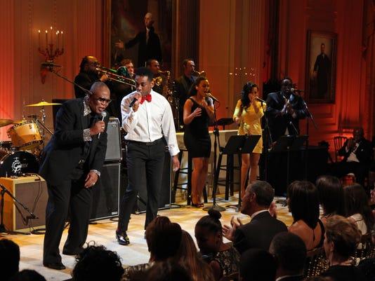 White House performance