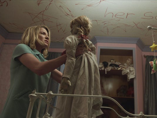 Film Review-Annabelle