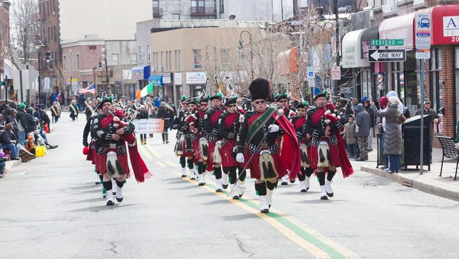 The 36th annual St. Patrick's Day Parade in Bergenfield stepped off earlier this month.