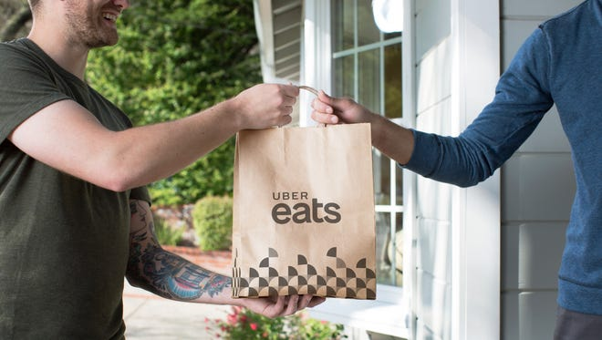 Uber Eats and other deliver services all but eliminate restaurant profits.