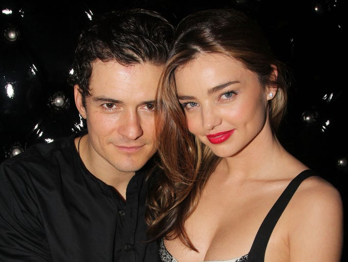 "They had a decent run: After six years together, Orlando Bloom and Miranda Kerr have called it quits. Here's a look back at their happier times. <br /><br />The couple attends the after party for the Broadway opening night of ""Shakespeare's Romeo And Juliet"" on Sept. 19 in New York City."