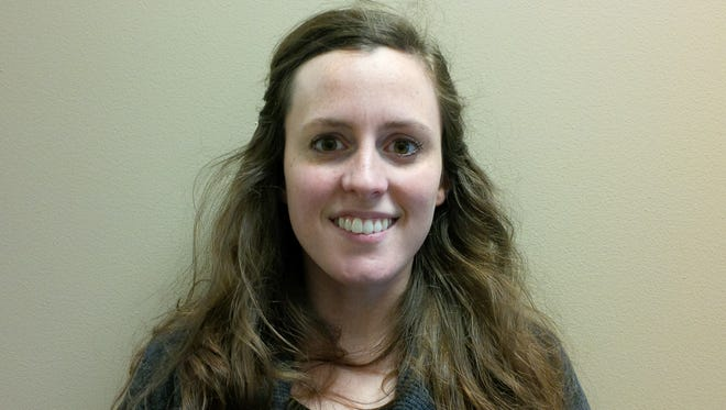 Brittany Dungan was nominated as Volunteer of the Week.