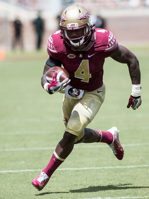 Florida State Seminoles running back Dalvin Cook.