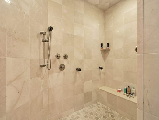 Kitchen cabinets asbury park nj - The Master Bath Comes With A Spacious Shower Stall And Soaking Tub