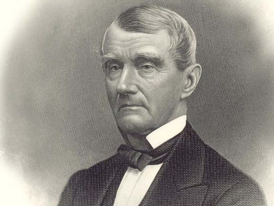 Reuben R. Springer, the businessman and philanthropist who proposed the construction of Music Hall, and offered the initial $125,000, eventually paying half the cost of Music Hall.