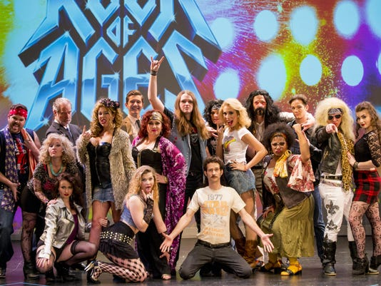 HUB CITY PLAYERS 2016 ROCK OF AGES