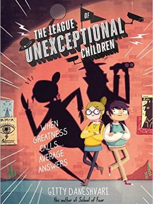 """""""League of Unexceptional Children"""""""
