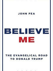 The cover of John Fea's new book.