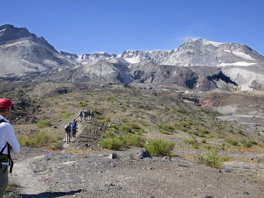 Mount St Helens Anniversary