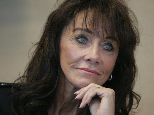 No longer No  1, Beloit's Diane Hendricks still among