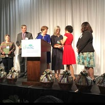 Historic grant given to WNC organizations to stop violence at Power of the Purse