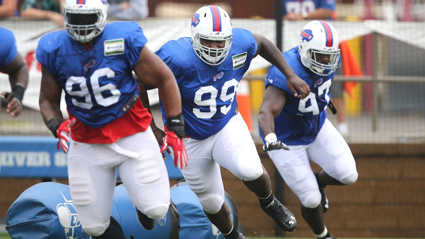 Marcell Dareus wants to be paid what I m due