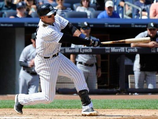 Yankees Prado swings