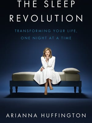 Arianna Huffington details the science of sleep in her best-selling book, The Sleep Revolution: Transforming Your Life, One Night at a Time.