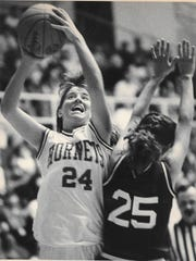 Former Rossville and Purdue standout Jennifer Jacoby will be inducted into the Indiana Basketball Hall of Fame on Saturday.