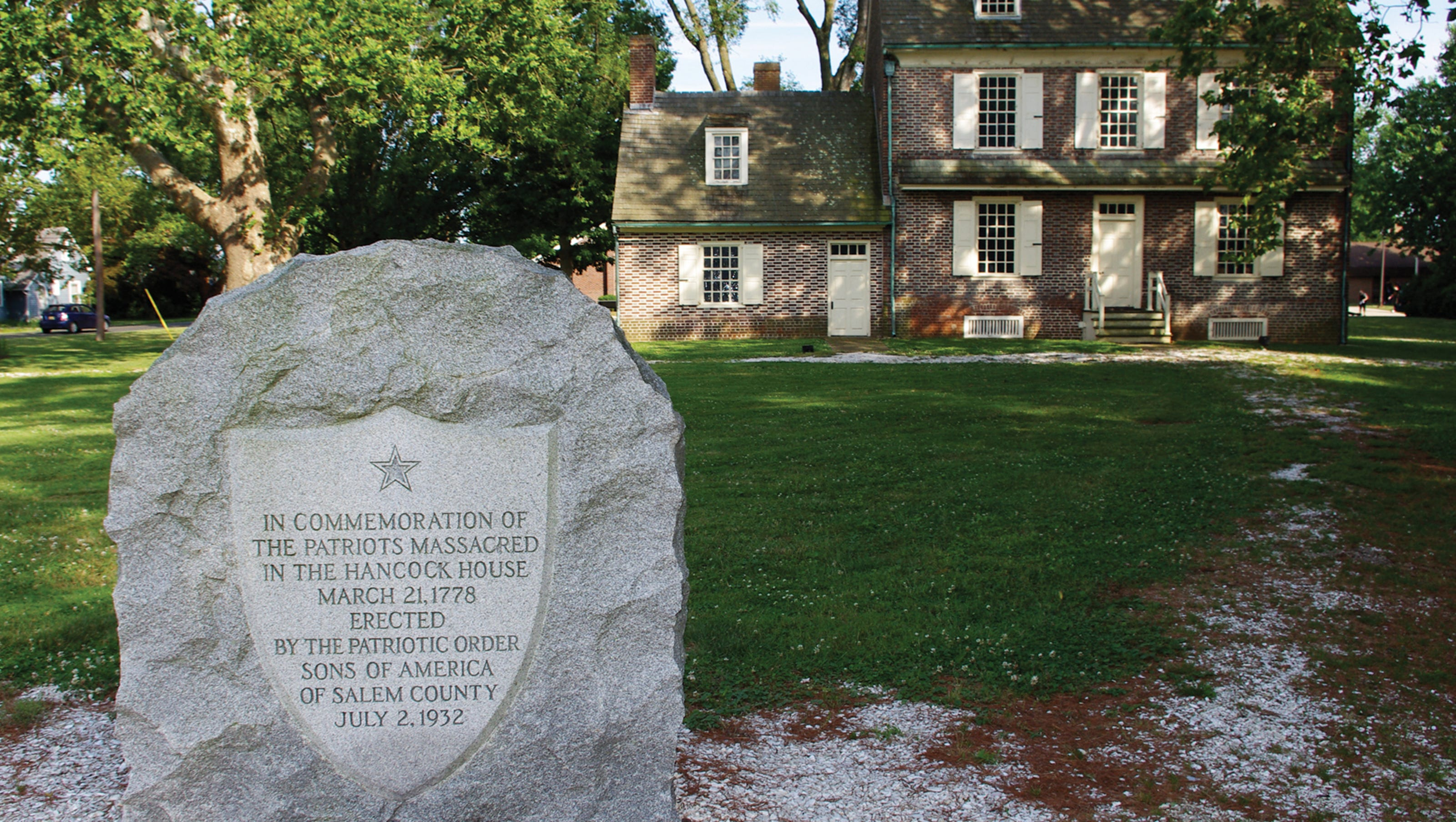 weird nj: hancock house massacre and the ghostly soldiers who guard it