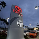 Nissan, Honda sales up in February; Toyota down