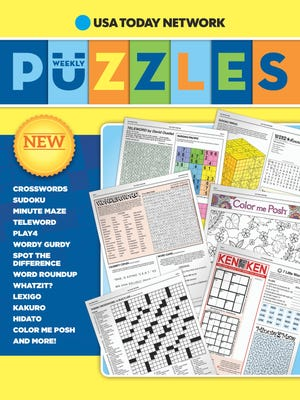 Puzzle book cover
