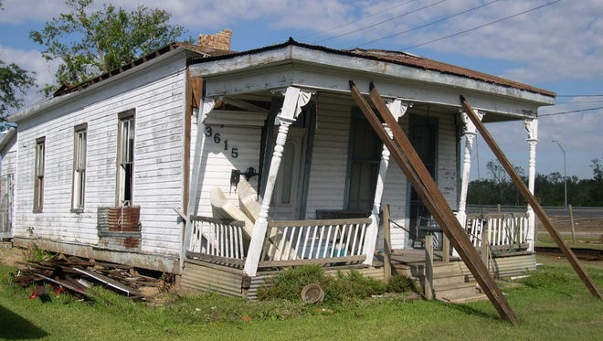 When Hurricane Katrina's high winds and massive storm surge slammed into Mississippi's Gulf Coast on August 29, 2005, many of the Coast's most enduring landmarks disappeared.