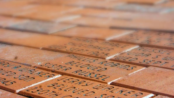 Bricks will be laid out around the entire WNMU campus and can be purchased.