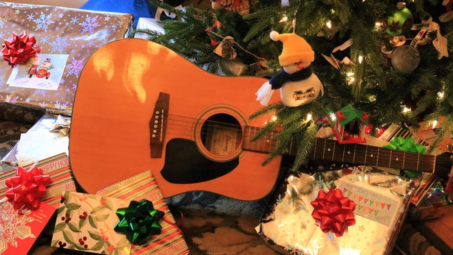 Michigan musicians have had a tough year, with canceled tours and concerts due to COVID-19. Local Spins asked some of those musicians to reflect on their favorite Christmas gifts from their childhoods and what they want under the Christmas tree in 2020.