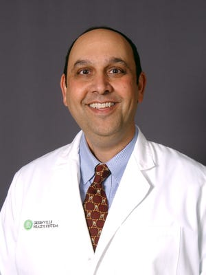 Dr. George Haddad, vice chair of pediatric clinical operations at GHS.