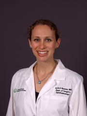 Dr. Katie Baston