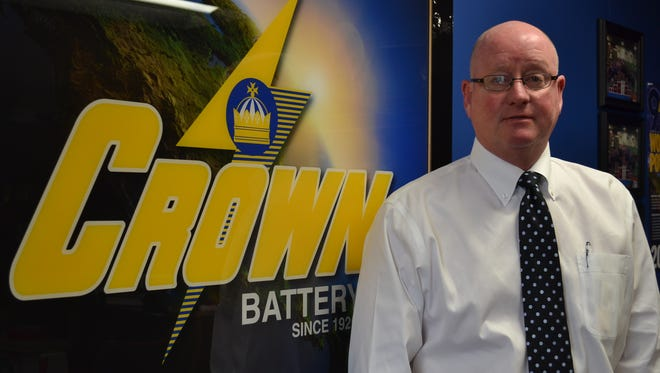 Fremont native Hal Hawk, who owns Crown Battery with his wife, Diane Hawk, helped create a fellowship program at John Carroll University that gives students the opportunity to work with the United Nations World Fellowship Programme in Rome or Washington, D.C.