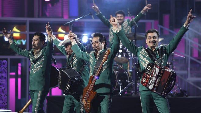 Grammy Award-winning band Los Tigres del Norte will perform on Nov. 28 at Inn of the Mountain Gods Resort & Casino in Mescalero, N.M.