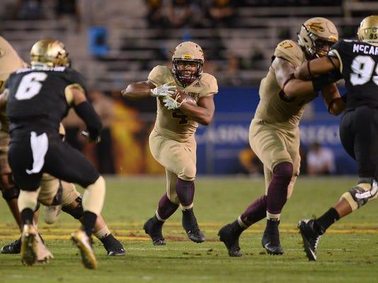 NCAA Football: Colorado at Arizona State