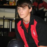 Deer Park senior Austin Mobley leads the Wildcat boys with a 205.8 average