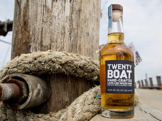 Taste cape cod from fresh seafood to craft chocolate and for What goes good with spiced rum