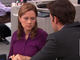 """Jenna Fischer, you may recall, once played Pam Beesly on the show """"The Office."""" But her new TV romance has """"Office"""" fans shook."""