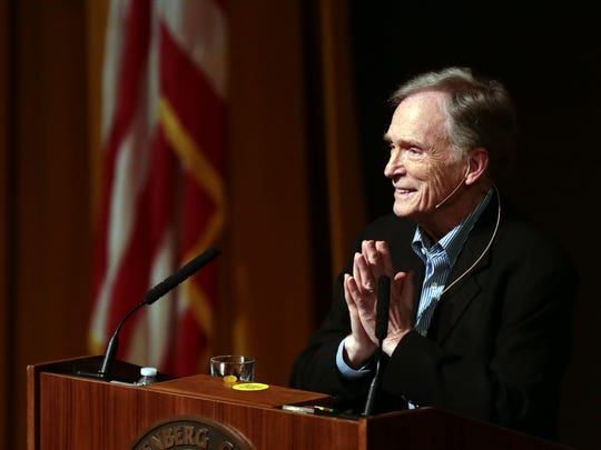 Emmy-winning TV host Dick Cavett will appear at the Traverse City Film Festival.