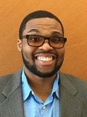 Tyler Green-James is running for the Stuart City Commission Group II seat and for the Stuart city manager job. He is prohibited from holding both by the city code.