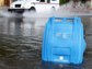 Imágenes de los daños ocasionados por la tormenta-monzón